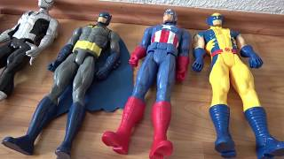 !El Reto del Boliche de los Superhéroes! / El Cuarto Mágico de DYLAN