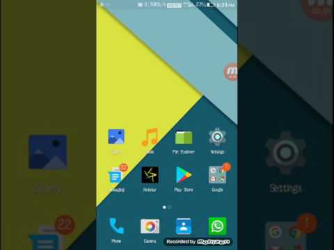 Gionee P7 max hidden feature