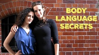 HOW TO TELL IF A GIRL LIKES YOU - READING BODY LANGUAGE CUES @LayanBubbly