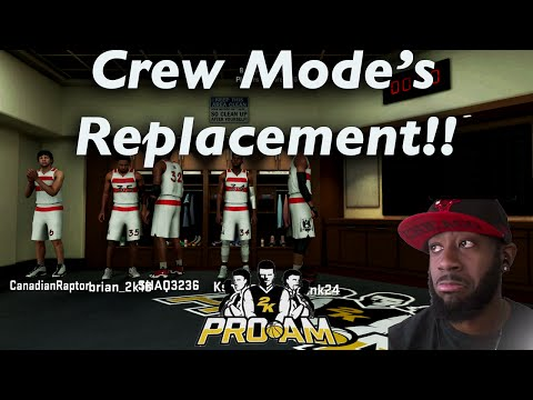 NBA 2K16 Pro Am   My Thoughts on Crews Replacement