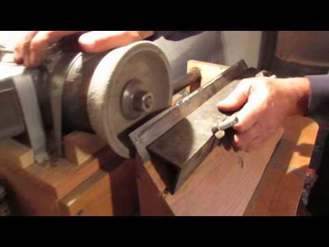 Заточка ножей на строгальный станок