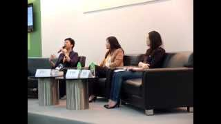 創業初期的市場推廣 - Josee Ha at TDC Entrepreneur Day 2012 (5)