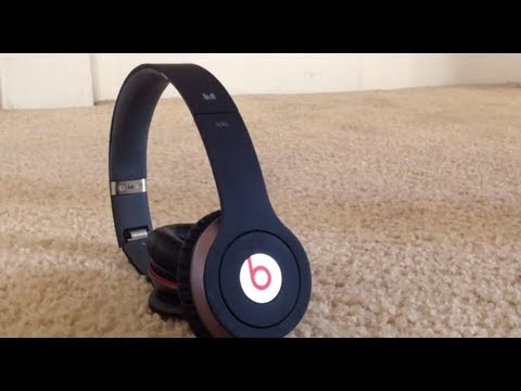 How to fix Beats by dr. Dre SOLO/SOLO HD Hinges
