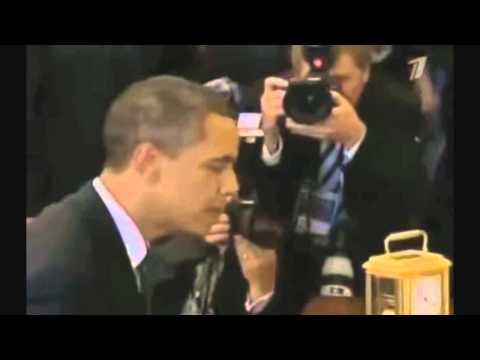Приколы Обамы?!