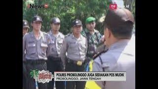 Polres Probolinggo Siagakan Penembak Jitu Dilokasi Pos Mudik - iNews Pagi 20/06