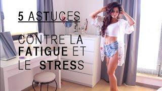Lufy - 5 Astuces Contre la Fatigue et le Stress! Exams & Quotidien