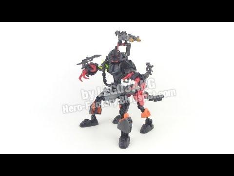Hero Factory Bulk + Core Hunter combiner REVIEW (Breakout wave 2)