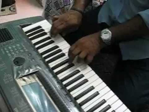 Kaun Hai Jo Sapno Me - Zuk Gaya Aasman - Keyboard Instrumental Song By Rajendra Ranade video