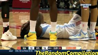 Women Sports Injury Compilation Part 46