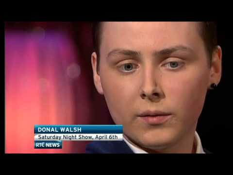The Death of Donal Walsh in Kerry