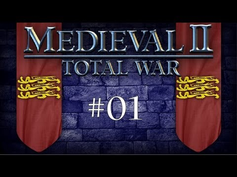 Medieval II: Total War   SS 6.4   England   #01   Bombs Away