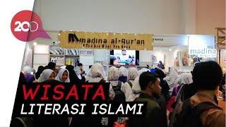 Berburu Komik hingga Novel Islam di Islamic Book Fair 2018