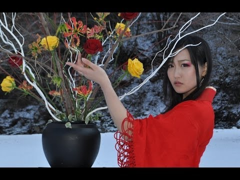 【CoolJapanFlower】LIVE FLORIST愛眠【2014.1.23】