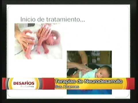Terapias de neurodesarrollo: sus alcances