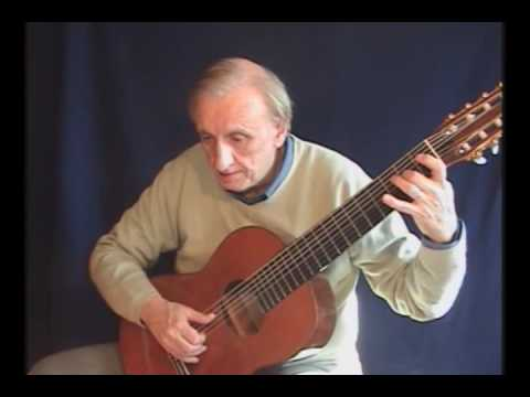 Johann Sebastian Bach - Prelude C Moll BWV 999 - by Cesar Amaro