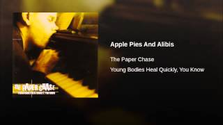 the paper chase band The paper chase was a dallas, texas based experimental rock band, founded in 1998 by producer/recording engineer john congleton, who has gone on to work on albums with artists such as swans, angel olsen, and st vincent over the course of its decade-long lifespan, the paper chase released five.