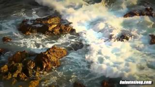 download lagu Ocean Waves Crashing On Rocks  White Noise To gratis