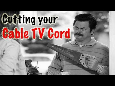 Free TV - Cancel Cable - Apple TV, Roku box and YouTube