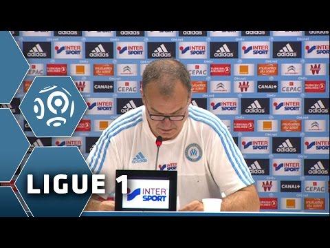 Adios Marcelo Bielsa 1ère journée de Ligue 1 / 2015-16