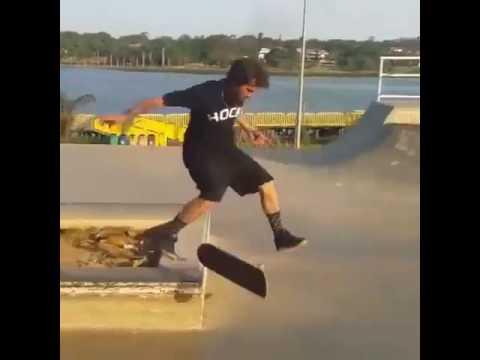 Damn @lehileite | Shralpin Skateboarding