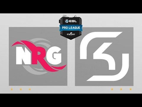 CS:GO - NRG vs. SK [Inferno] Map 1 - ESL Pro League Season 5 - NA Matchday 25
