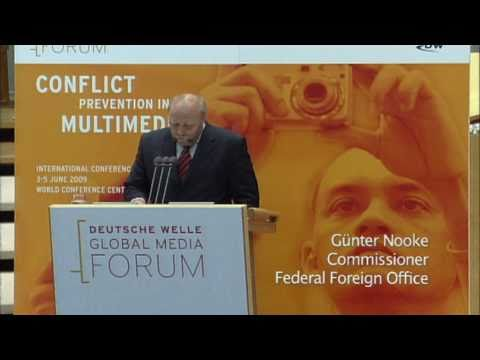 Deutsche Welle Global Media Forum - Conference Trailer