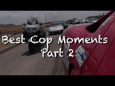 Super Speeders Best Cop Moments - Part 2
