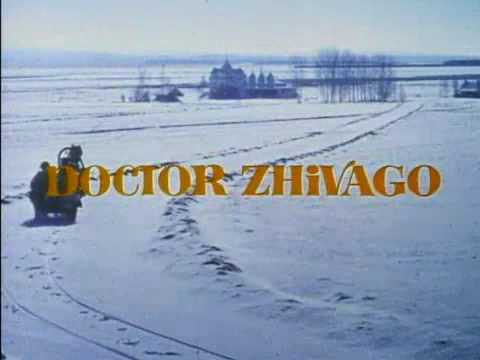 Doctor Zhivago Trailer 1965