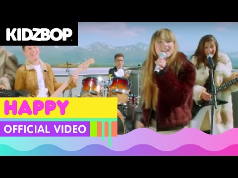 KIDZ BOP Kids Official Music Video - Happy