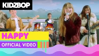 KIDZ BOP Kids - Happy (Official Music Video) [KIDZ BOP 26]