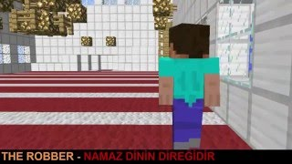 En iyi Minecraft Animasyonu - Minecraft Best Animation
