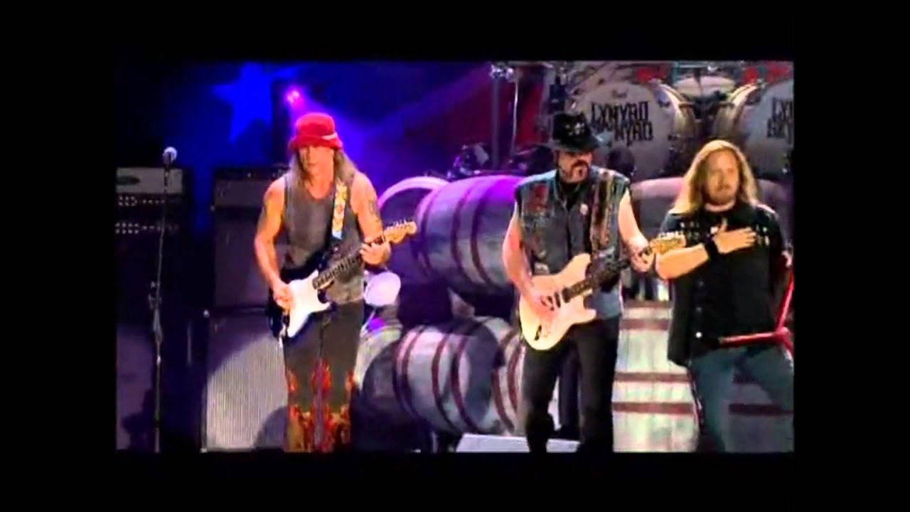 video lynyrd skynyrd travelin