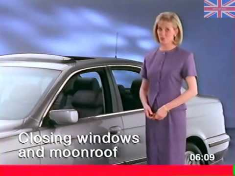 BMW - 5 Series - E39 - Video Handbook (2000)