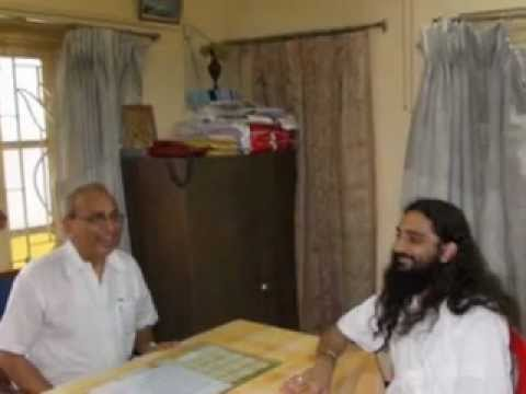 Swamiji's Visit October 2011 At V.v.m.d.r.c, Howrah, West Bengal video