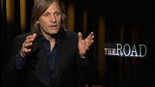 Viggo Mortensen Interview for THE ROAD