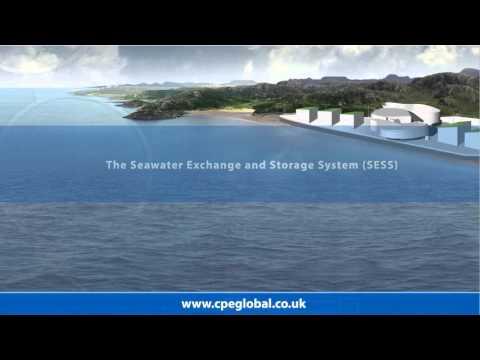 OCEAN INFINITY HYDRO TIDAL - TECHNOLOGY BREAKTHROUGH