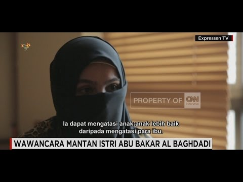 Siapa Al Baghdadi, Pemimpin Tertinggi ISIS, Menurut Mantan Isterinya?