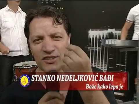 Stanko Nedeljkovic Badji - Boze kako lepa je - Sezam Produkcija - (Tv Sezam 2014)