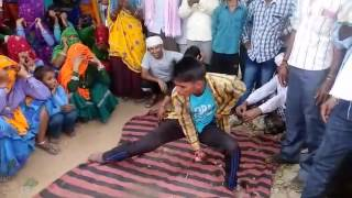 Village boy dance funny vedio