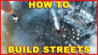 Frostpunk: How to Build Streets