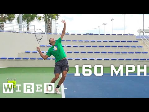download song Why It's Almost Impossible to Hit a 160 MPH Tennis Serve | WIRED free