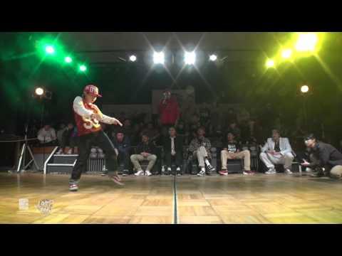 優弥 vs JENES Best16_05 | LOOP DE DANCE 2017.03.12 | UGcrapht×Beat Connection thumbnail