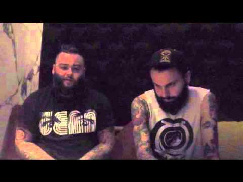 AMH TV - Interview with Wade MacNeil and Lags Barnard of Gallows