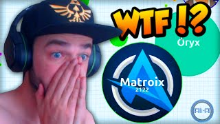 WTF JUST HAPPENED...!!! - (AGARIO)