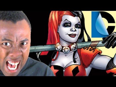 DC COMICS! Harley Quinn & Batwoman : Black Nerd RANTS