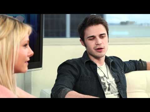 Kris Allen Interview 2012 - New Album Details Music Videos