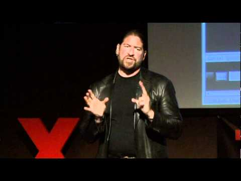 TEDxDirigo - John Paul Caponigro - YOU'RE A LOT MORE CREATIVE THAN YOU THINK YOU ARE