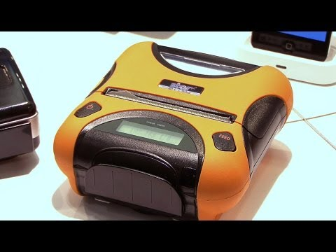 Mobile printer for smartphones #DigInfo