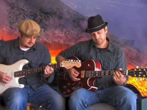 How To Play The Blues On Guitar With Marty Schwartz And Tony Brucco