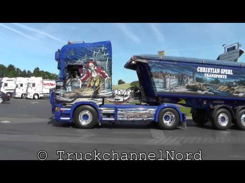 Scania V8 Sound Open Pipe Compilation|Loud Pipes Save Lifes! [HD] 'Best of TruckchannelNord